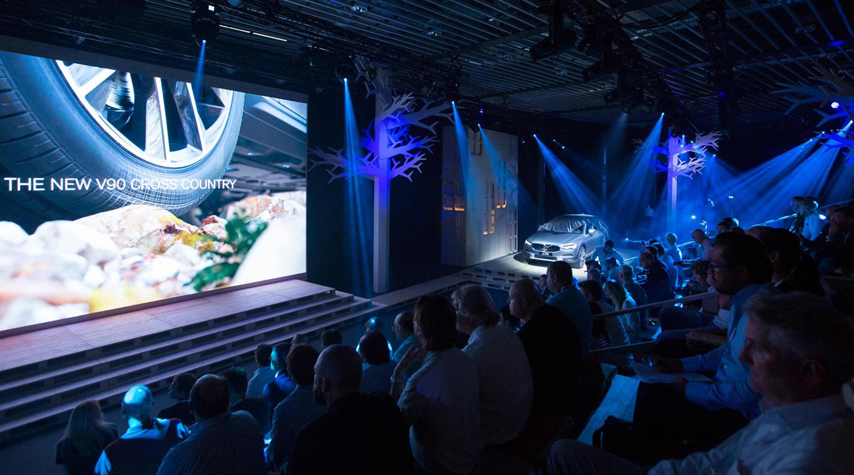 Productlancering auto in Arnhem? Vast Goed Events Eventbureau