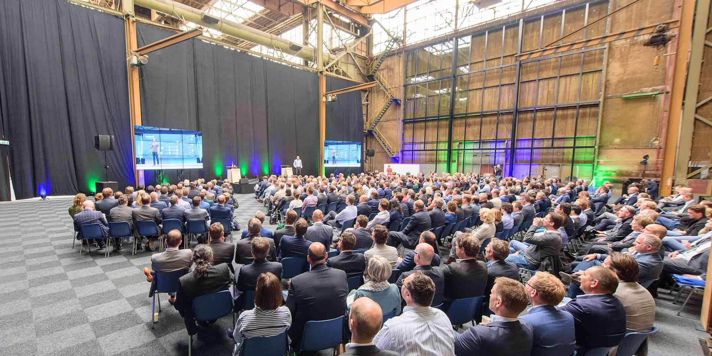 Kick off of congres organiseren in Utrecht? Wij organiseren! Vast Goed Events